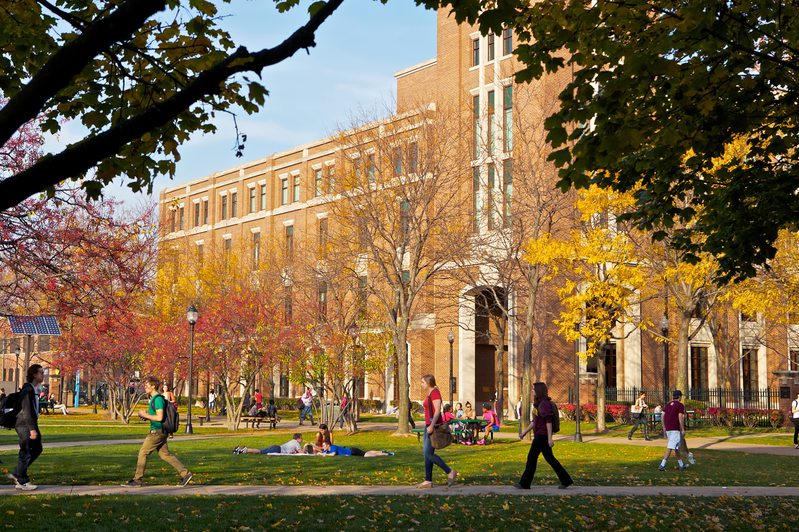 the college of depaul essay Cdm master's degree students can choose from programs that span the computing and digital media essay, or creative writing depaul university college of.