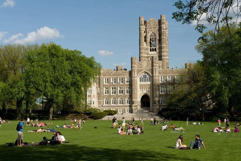 fordham university essay