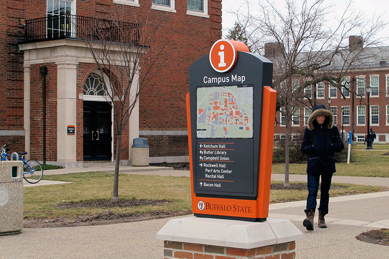 SUNY Buffalo State: #561 in MONEY\'s 2018-19 Best Colleges Ranking