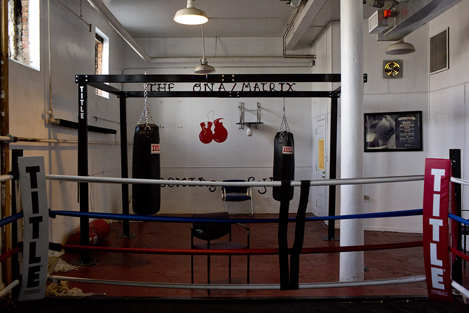 The Matrix Center, a former Lutheran church turned community center, plays host to boxing clinics, basketball tournaments,and arts-and-crafts activities. It has become a nexus for community rejuvenation.